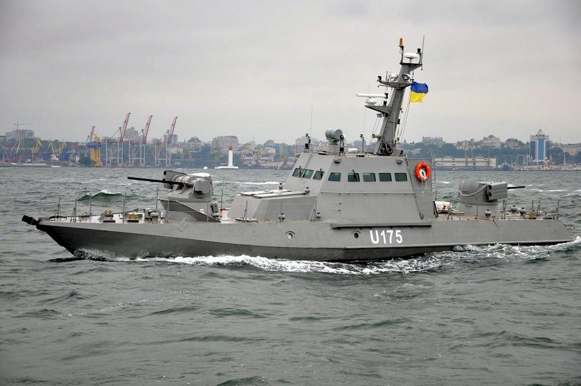 Украинские пограничники получат два десятка новых патрульных кораблей