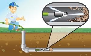 Почему гидродинамический метод чистки канализации лучше механического