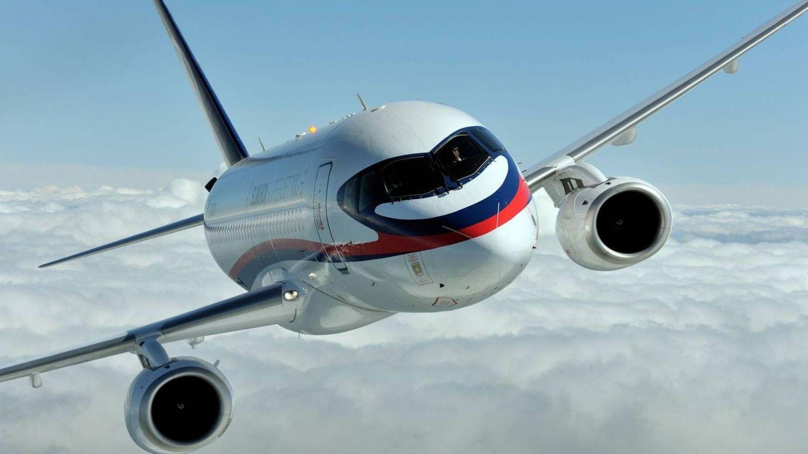 Компания из Европы отказалась от Sukhoi Superjet