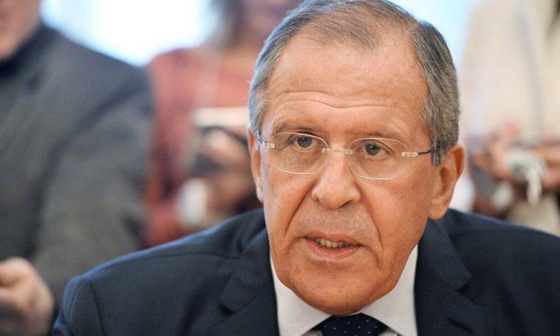 Лавров заявил о провокации, готовящейся в Керченском проливе