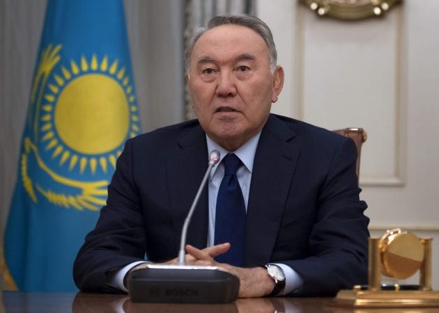 Президент Назарбаев отправил правительство в отставку