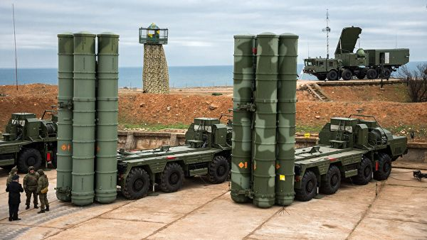 Ракеты С-400, предназначенные Китаю, пришлось уничтожить