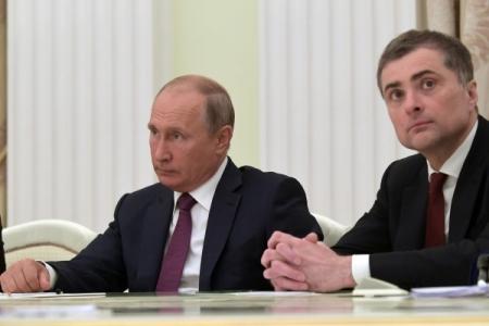 Сурков: в России формируется государство Путина