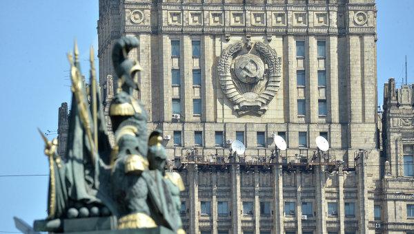 В здании МИД России нашли тело дипломата Олега Кривова