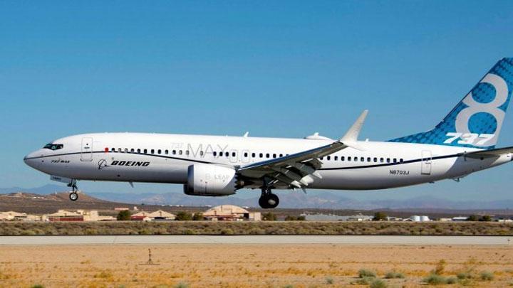 Индонезия и Китай приостановили полеты Boeing 737 MAX 8