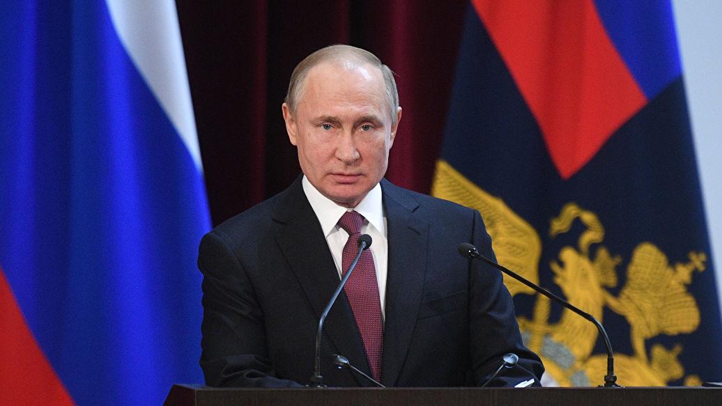 Путин раскрыл планы зарубежных разведок в отношении России