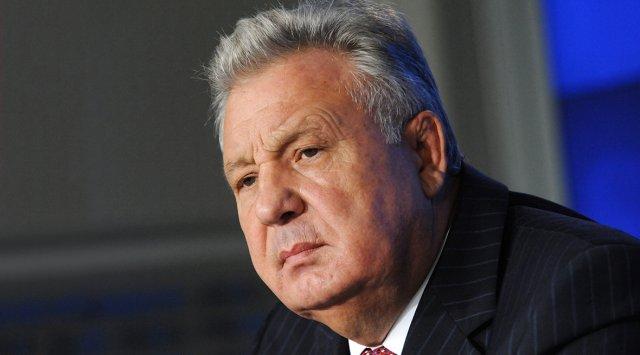 В Москве задержан бывший полпред президента на Дальнем Востоке