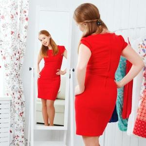 Как одеваться в процессе похудения
