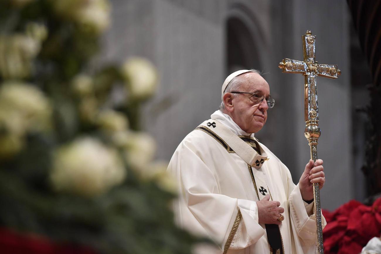 Папа Римский изменил молитву «Отче наш»
