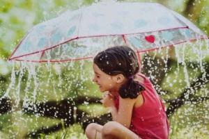 Погода в Украине на выходных: дожди, град и жара