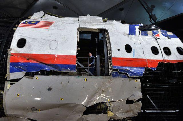 СМИ Нидерландов обнародовали имена граждан России, которых подозревают в причастности к гибели Боинга МН17