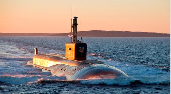 В числе погибших подводников были два Героя России