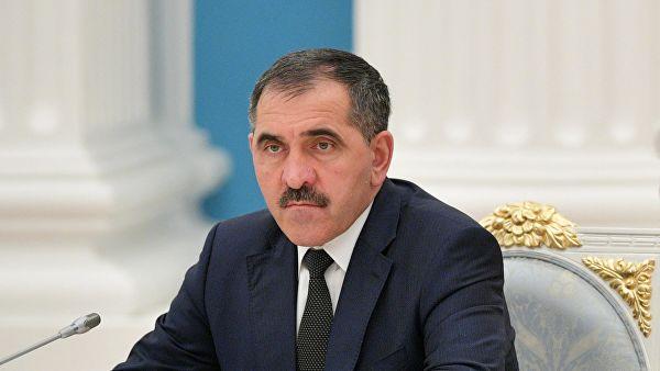 Евкуров назначен заместителем министра обороны