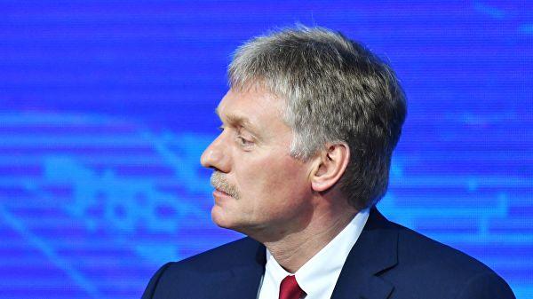 Песков прокомментировал оскорбление Путина в эфире канала «Рустави 2»