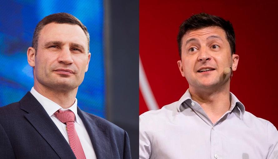 У Зеленского требуют увольнения Кличко