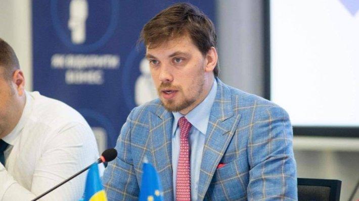 Глава украинского правительства предлагает соединить Черное и Балтийское моря