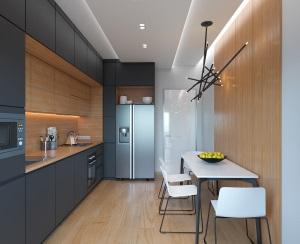 Индивидуальная мебель для кухни