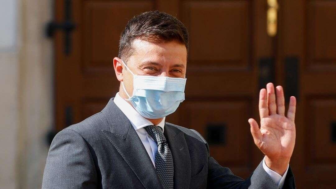 Президент Зеленский заболел коронавирусом