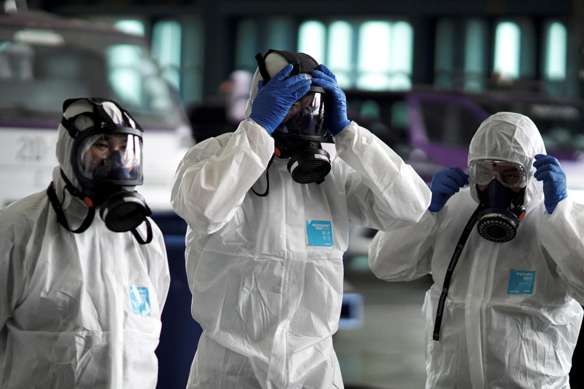 В России готовятся к массовому распространению коронавируса