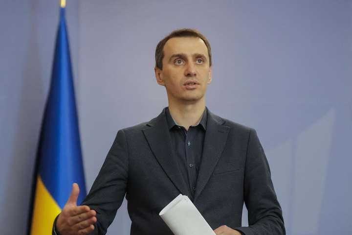Главный санврач: Украина идет по оптимистическому сценарию эпидемии коронавируса