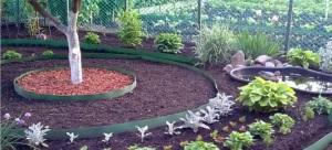 Зачем огороднику нужна бордюрная лента