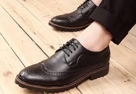 Правила оптовых закупок мужских туфель