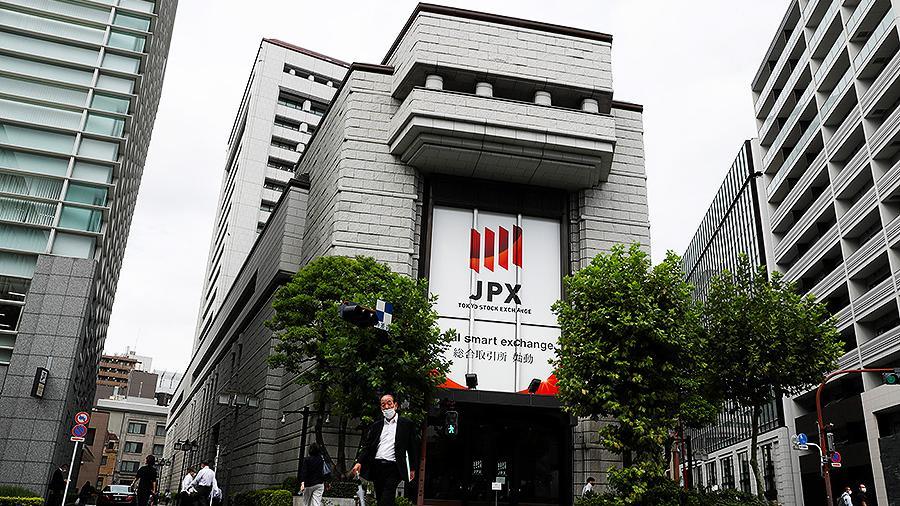 Из-за сбоя остановила работу Токийская фондовая биржа