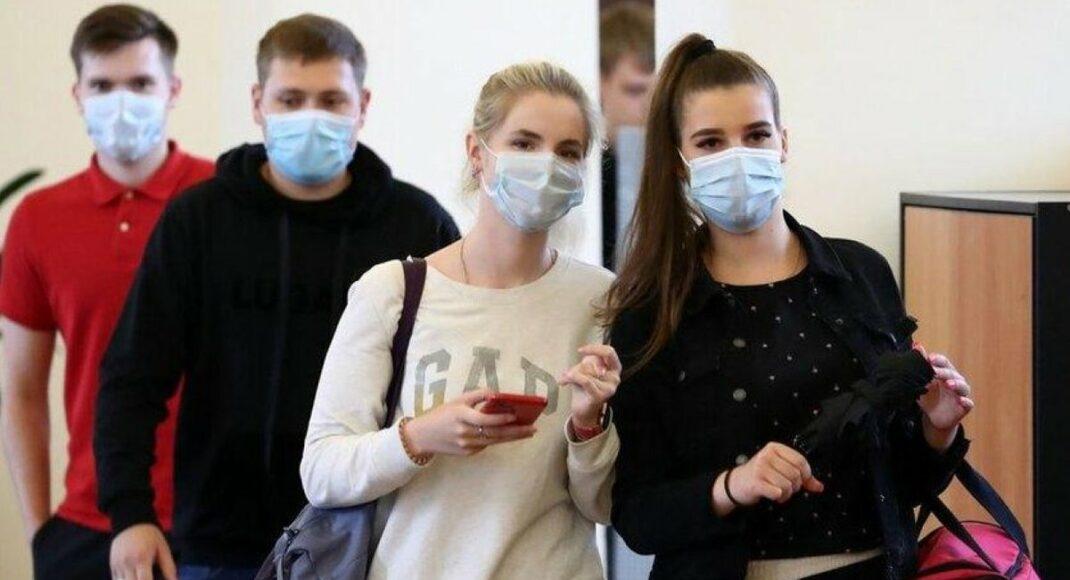 Правительство Украины отменило обязательную самоизоляцию студентов из оккупированных территорий