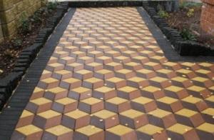 Тротуарная плитка: советы по выбору