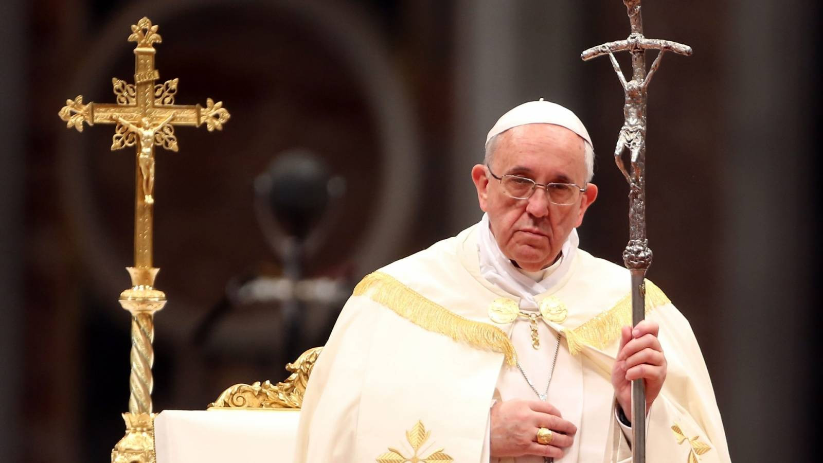 Ватикан обвиняет администрацию Трампа в попытках втянуть в выборы Папу Римского