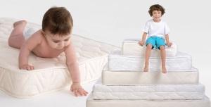 Как выбрать качественный ортопедический матрас для ребенка