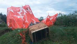 При крушении воздушного шара в Хмельницкой области погиб человек