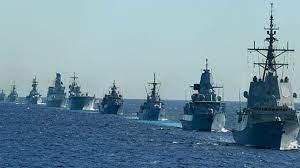 В черном море проходят международные военно-морские учения Sea Breeze 2021