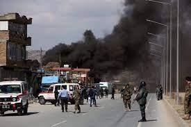 Теракты в Кабуле: погибли около 200 местных жителей и 13 военных США